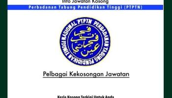 Info Jawatan Kosong Terkini Perbadanan Tabung Pendidikan Tinggi Nasional Ptptn Negeri Sembilan Jawatan Kosong Terkini