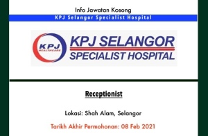 Info Jawatan Kosong Terkini - KPJ Selangor Specialist ...